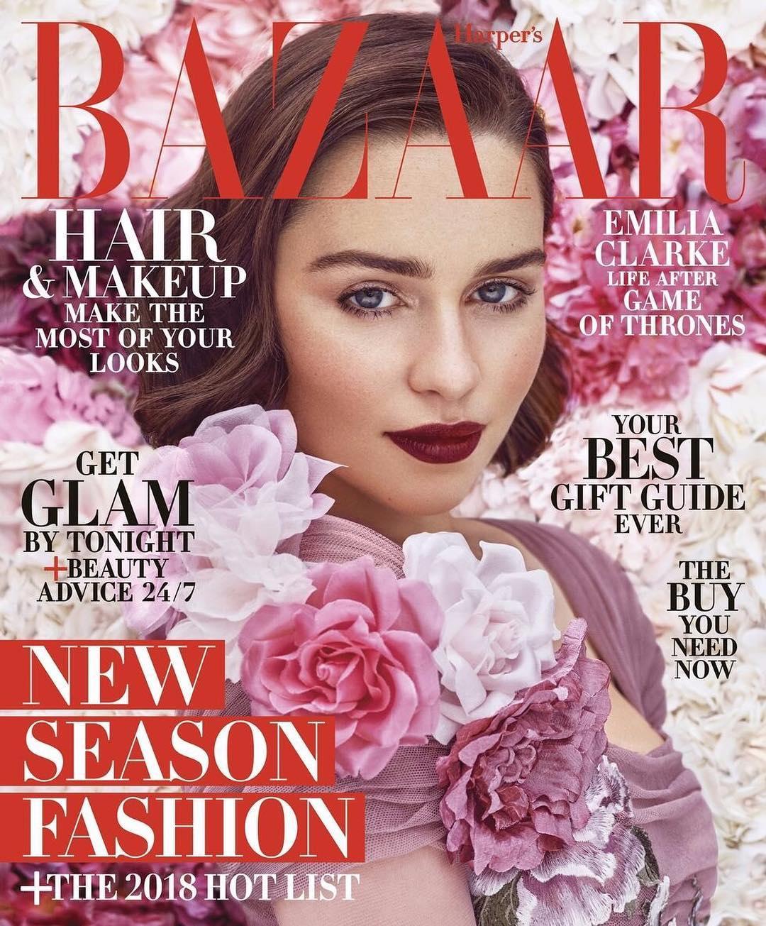 Эмилия Кларк в Dolce&Gabbana