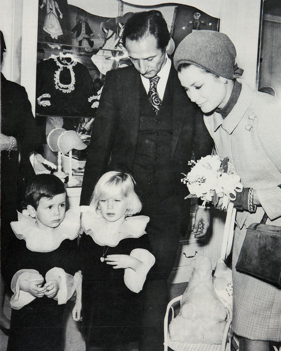 Открытие первого бутика Baby Dior