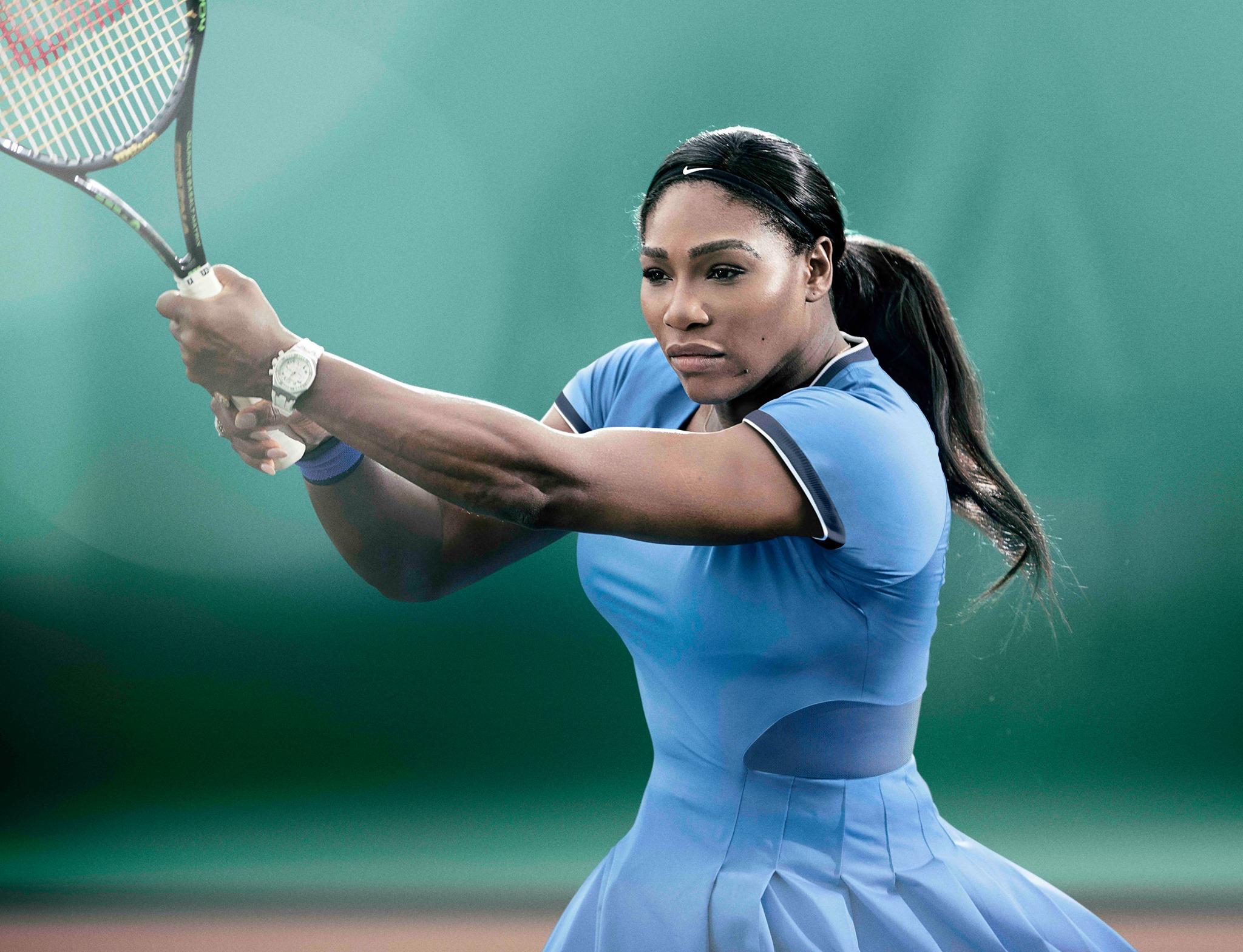 На грани между спортом и модой: Серена Уильямс и Nike решились на эксперимент