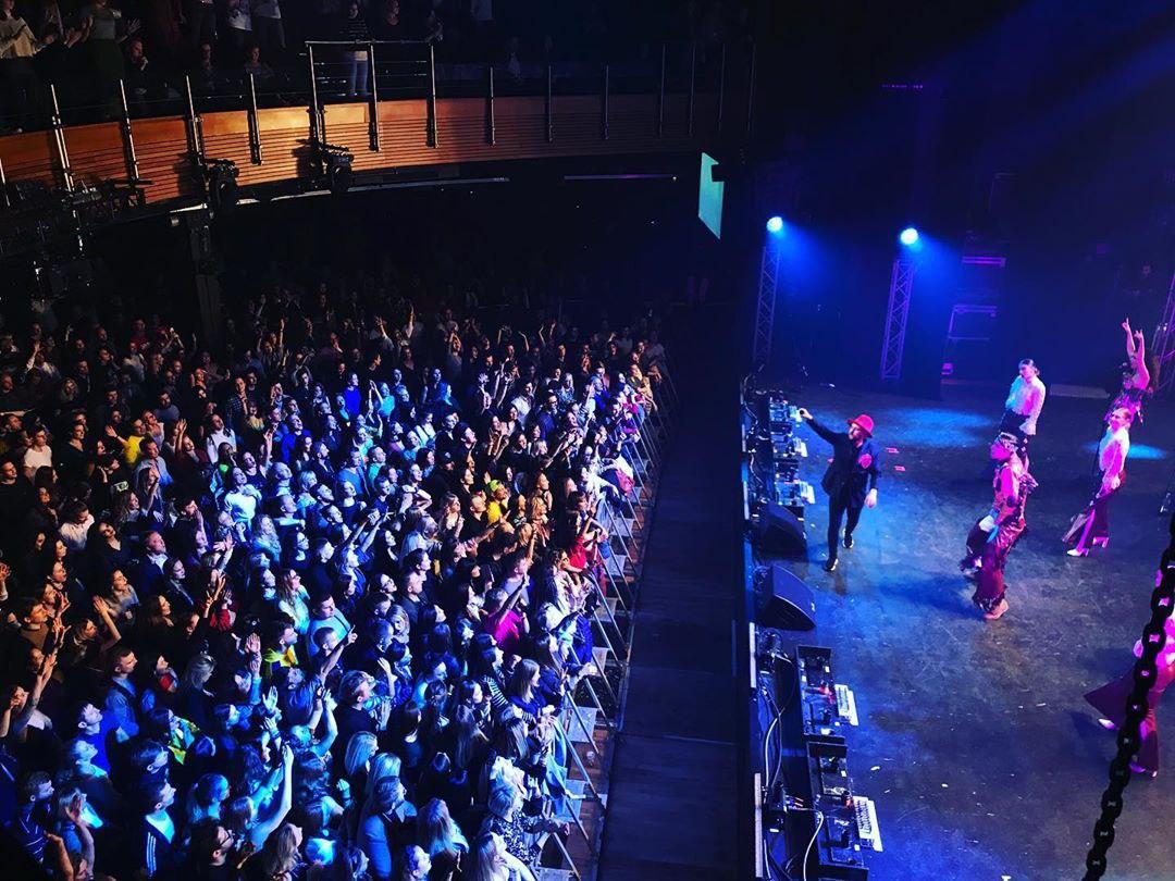 «Это фантастика»: Monatik исполнил свою мечту и собрал полный зал в Лондоне